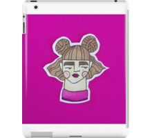 chris. iPad Case/Skin