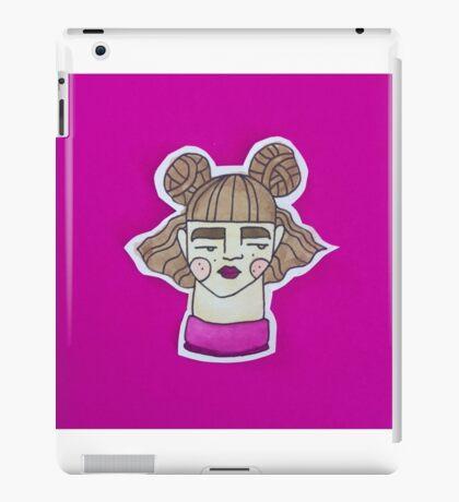 chris. iPad Case/Skin