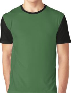 Mughal Green Graphic T-Shirt