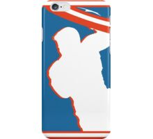 Star-Spangled Man iPhone Case/Skin