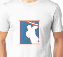 Star-Spangled Man Unisex T-Shirt