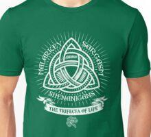 Malarkey - Sarcasm - Shenanigans Unisex T-Shirt