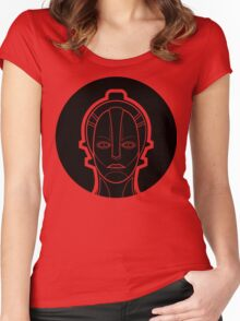 Futura Women's Fitted Scoop T-Shirt