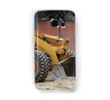 Heavy Construction Equipment Samsung Galaxy Case/Skin