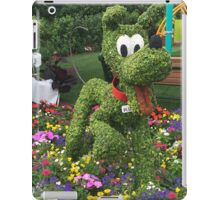 Playful Pluto iPad Case/Skin