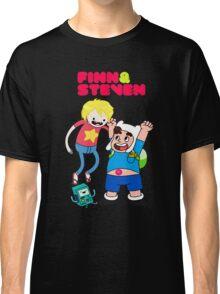 Adventure Time Finn & Steven Classic T-Shirt