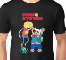 Adventure Time Finn & Steven Unisex T-Shirt