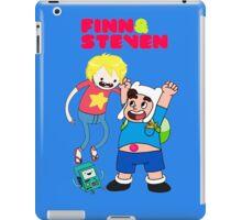 Adventure Time Finn & Steven iPad Case/Skin