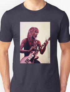 Randy Rhoads painting Unisex T-Shirt