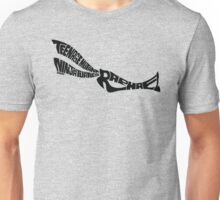 Raphael TMNT Black Unisex T-Shirt