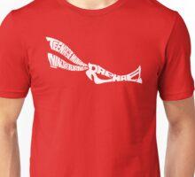 Raphael TMNT White Unisex T-Shirt