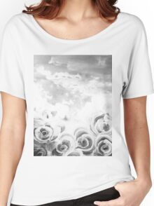 Fading Roses Silver Lining Women's Relaxed Fit T-Shirt