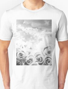 Fading Roses Silver Lining T-Shirt