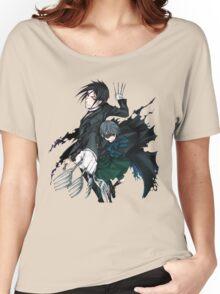 Black Butler Women's Relaxed Fit T-Shirt