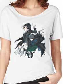Black Butler Women's Relaxed Fit T-Shirt