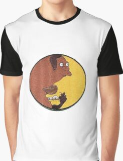 Carl and Lenny Graphic T-Shirt
