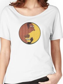Carl and Lenny Women's Relaxed Fit T-Shirt
