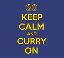 curry on! Unisex T-Shirt