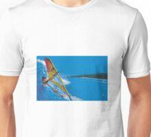 windsurfing in the tropics Unisex T-Shirt