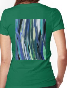 Strata 1 by Anne Winkler Womens Fitted T-Shirt