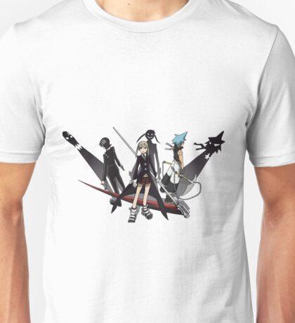 Maka, Death the Kid, Black Star Unisex T-Shirt