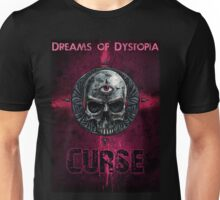 "Dreams of Dystopia Fan Shirt ""Curse"" Unisex T-Shirt"