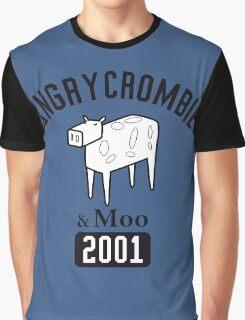 Angrycrombie & Moo Graphic T-Shirt