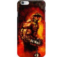 The Devil's Henchman iPhone Case/Skin