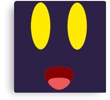 Dark Kirby Canvas Print