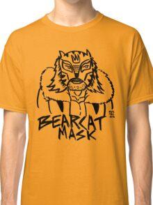 BOOTLEG WRASSLER BEARCAT MASK Classic T-Shirt
