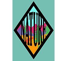 Nature Stamp Photographic Print