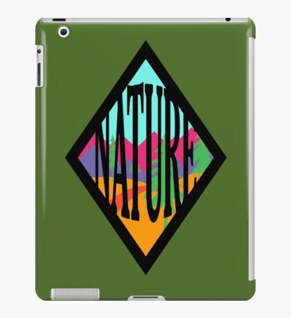 Nature Stamp iPad Case/Skin