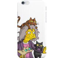 Crazy Cat Lady iPhone Case/Skin