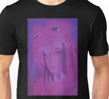 Beautiful in Pink Monster Suit  Unisex T-Shirt