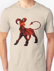 Houndoom used overheat Unisex T-Shirt
