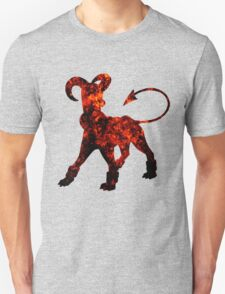 Houndoom used overheat Unisex T-Shirt