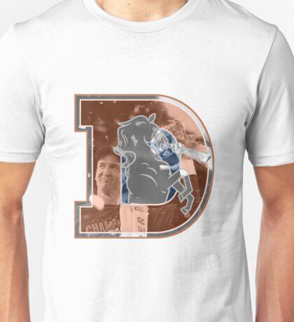 Peyton Manning Broncos Unisex T-Shirt