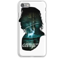 After All This Time Always iPhone Case/Skin