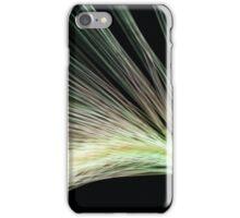 A Foxtail Seed In Flight - Macro iPhone Case/Skin