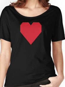 Rose Madder Women's Relaxed Fit T-Shirt