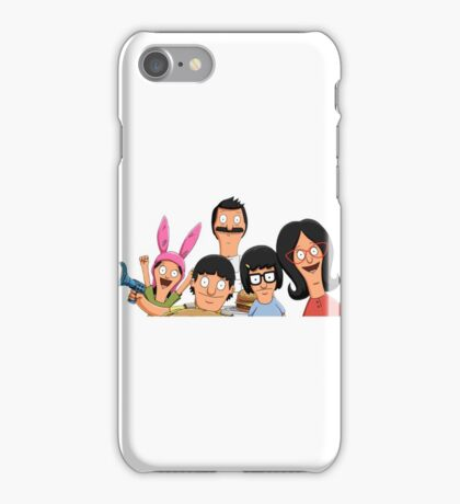 Bobs Burgers Family iPhone Case/Skin