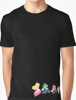 Mario Party Graphic T-Shirt