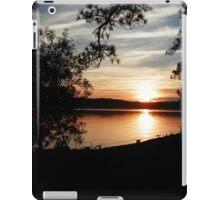 Delightful Sunset  iPad Case/Skin