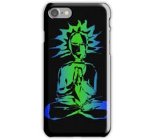 Digital Yogi 3 (2008) iPhone Case/Skin