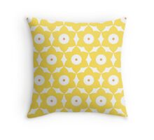 MCM Narcissus Throw Pillow