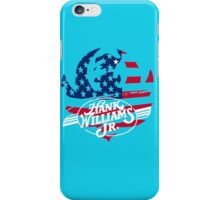 great hank williams Jr country music iPhone Case/Skin