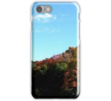 Colours of the fall. iPhone Case/Skin
