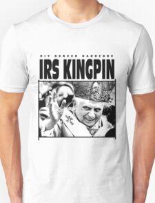IRS KINGPIN DENVER HARDCORE Unisex T-Shirt