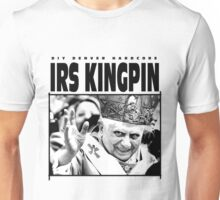 IRS KINGPIN DENVER HARDCORE Unisex T-Shirt