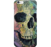 Happy Skull iPhone Case/Skin